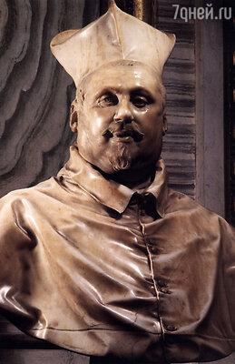 «Вы создали дивное произведение, — сказал кардинал. — Я говорю не как человек, которого вы запечатлели, а как почитатель вашего искусства». Бюст Шипионе Боргезе, 1632 г.
