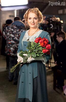 Героиня Марии Порошиной по сюжету тяжело больна, но ее ждет чудесное исцеление