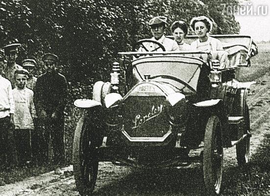������ ���������� � �.�. ����������� (������) � �.�. ������� �� ������������� �������� � ��������, 1912 �.