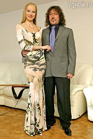 Владимир и Екатерина Кузьмины