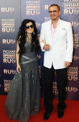 Диана Гурцкая и Андрей Ковалев