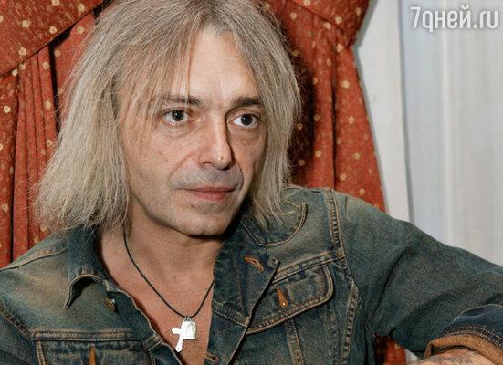 Лидер группы «Алиса» Константин Кинчев