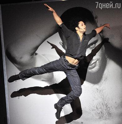 Сцена из балета «Дориан Грей»