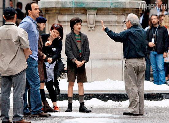 Мартин Скорсезе легко нашел взаимопонимание со своими юными актерами