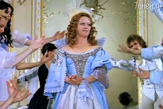 Королева Анна Австрийская (Алиса Фрейндлих)