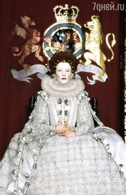 Елизавета I — любимая «корсетная» роль КейтБланшетт