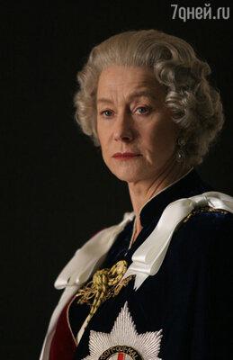 Хелен Миррен поразительно похожа на Елизавету II