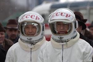 Хабенский и Миронов получили одобрение от Алексея Леонова