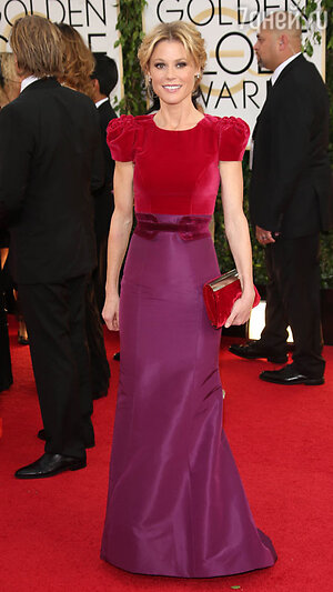 Джули Боуэн (Julie Bowen) на церемонии «Золотой глобус-2014»