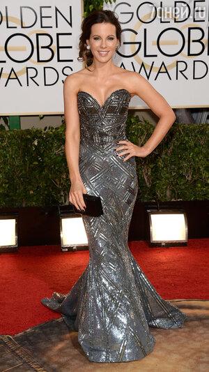 Кейт Бекинсэйл (Kate Beckinsale) на церемонии «Золотой глобус-2014»