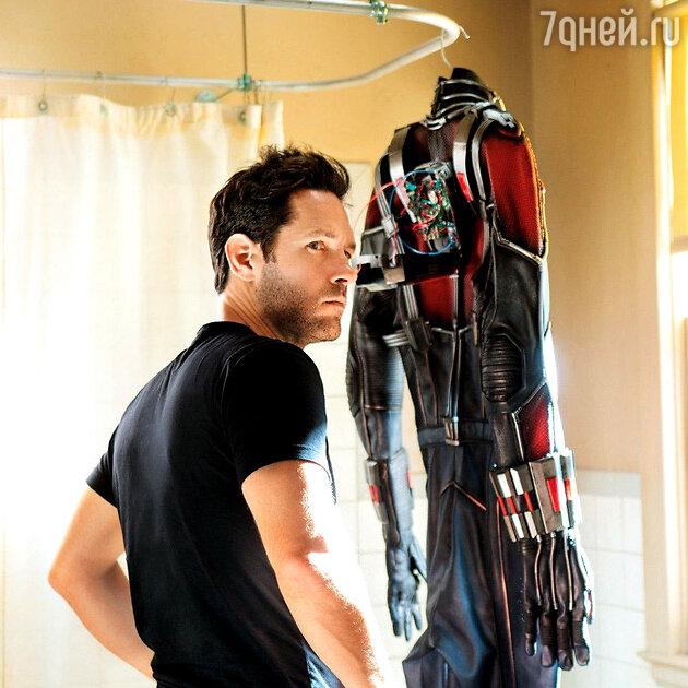 Кадр из фильма «Человек-муравей»