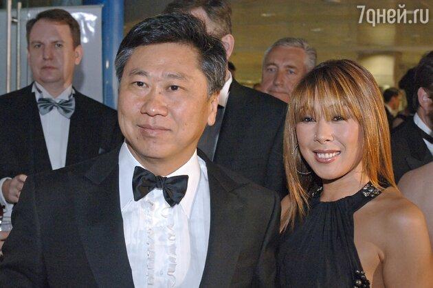 Анита и Сергей Цой
