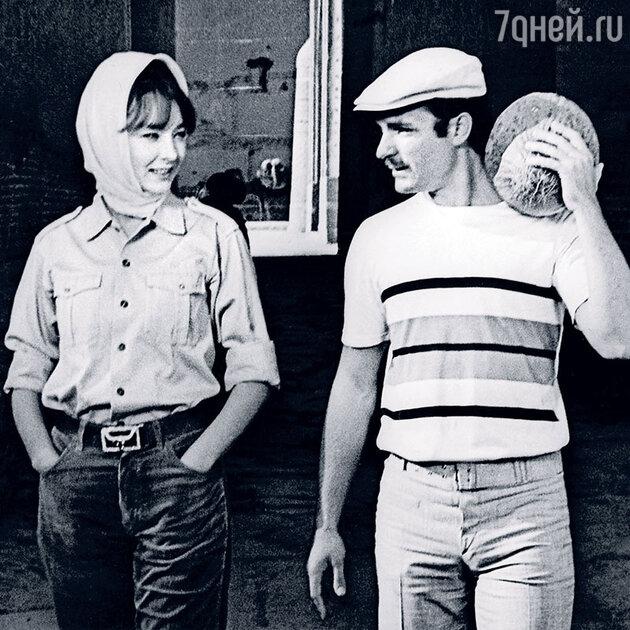 Анастасия Вертинская и Родион Нахапетов
