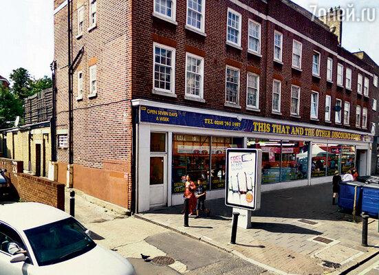 Адель родилась в самом бедном районе Лондона. На фото  дом, где прошло детство певицы