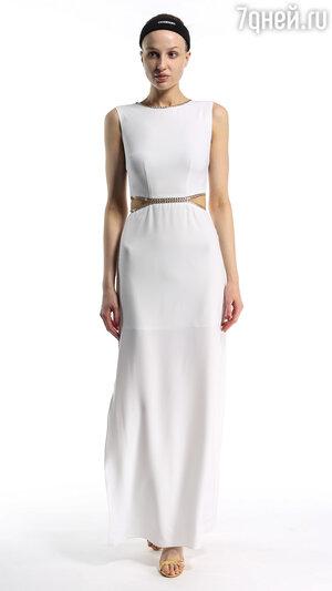 12. Белое платье от  Love Republiс, 8499 р.