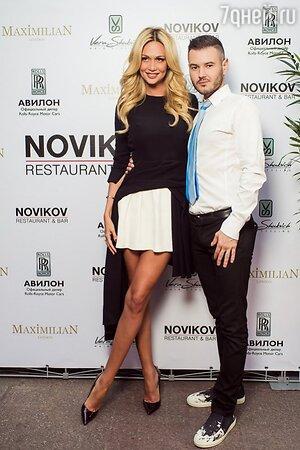 Виктория Лопырева и Алексей Михайлов