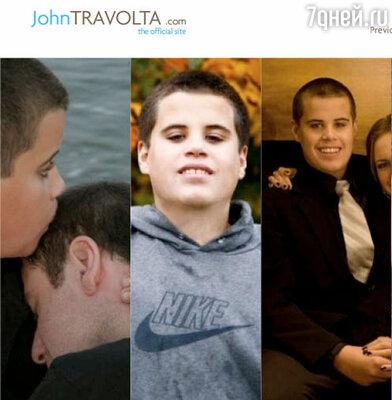 Джетт Траволта страдал аутизмом и погиб в 2009 году во время отдыха на Багамах