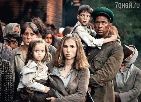 Кадр фильма «Брестская крепость»