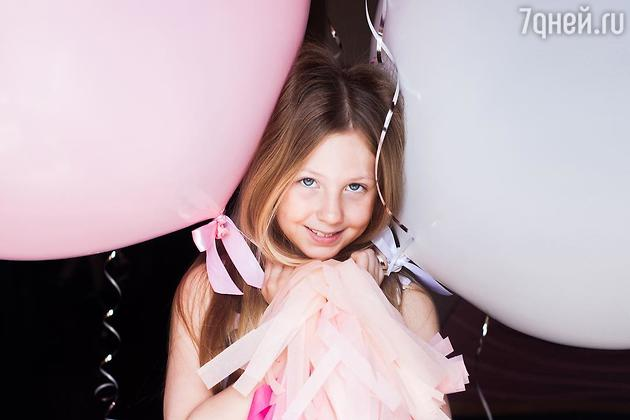 Дочь Глюкозы Лидия