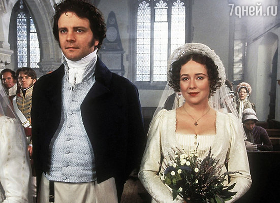 Роль мистера Дарси в «Гордости и предубеждении» сделала Ферта воплощением английского джентльмена