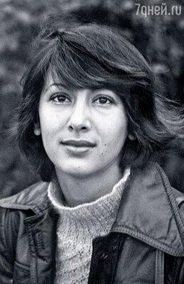 Я студентка последнего курса Будапештского университета имени Карла Маркса, 1976 год
