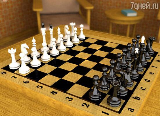 Шахматный турнир в «Библио-глобусе»
