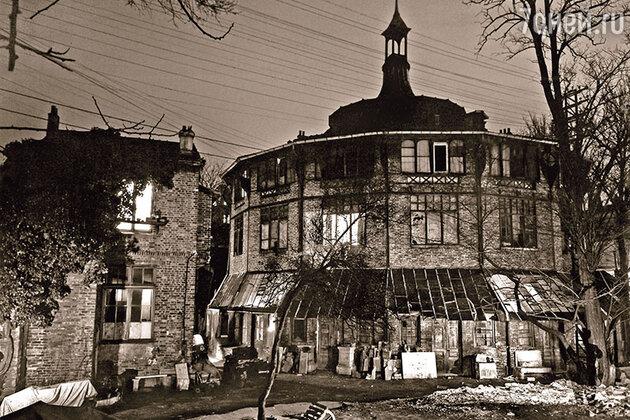 Знаменитый «Улей» — общежитие парижских художников