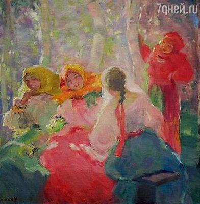 Павел Шмаров (1874 - 1950). Живопись, графика