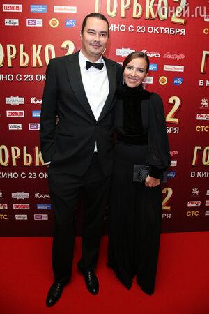 Жора Крыжовников и Юлия Александрова