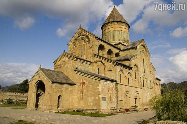 Светицховели — главный собор Грузии