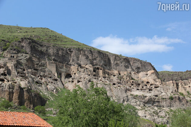Поездка в Грузию будет не полноценной, если вы не посетите город в скалах под названием Вардзия