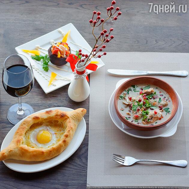 Грузинская кухня давно покорила сердца и желудки россиян