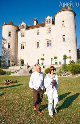 Замок Шато-Лагрезет