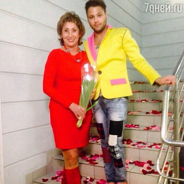 Лариса Копенкина и Георгий Иващенко