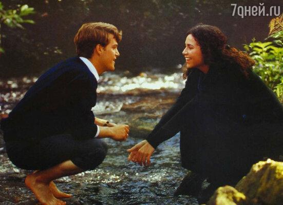 Минни попала в Голливуд на волне успеха малобюджетной драмы о подростковой любви «Круг друзей». Кадр из фильма