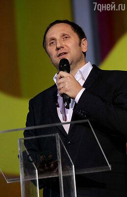 Генеральный продюсер «СТС Медиа», генеральный директор телеканала СТС Вячеслав Муругов