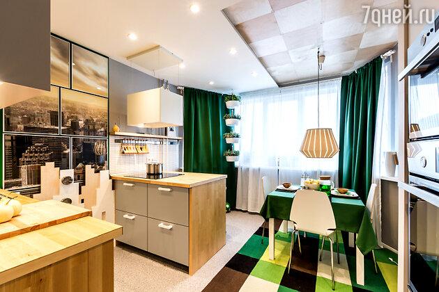Идеи для дизайна: как создать в обычной кухне атмосферу загородного дома