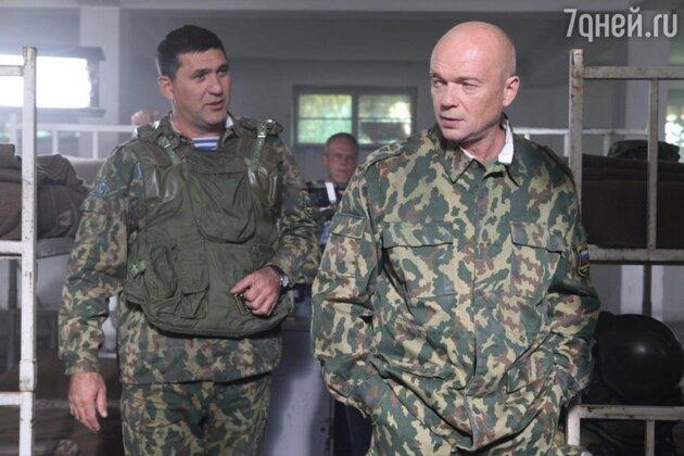 Сергей Пускепалис и Андрей Смоляков