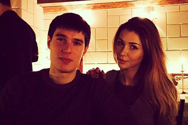 Анна Заворотнюк и Мансур Джамалдаев