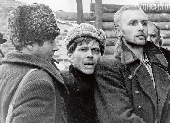 Кадр из фильма «Восхождение». 1976 г.