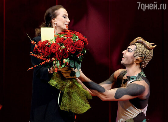 Розы от Николая Цискаридзе
