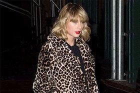Тренд недели: леопардовая шуба
