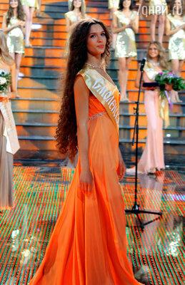 Мисс Россия 2012 Елизавета Голованова