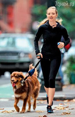 «Разве не безумие — с моей профессией завести собаку? Ноя Финна обожаю! Он моя вторая половинка»