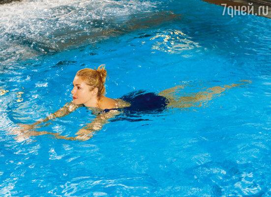 Ежедневный заплыв на 1000 метров — обязательная программа