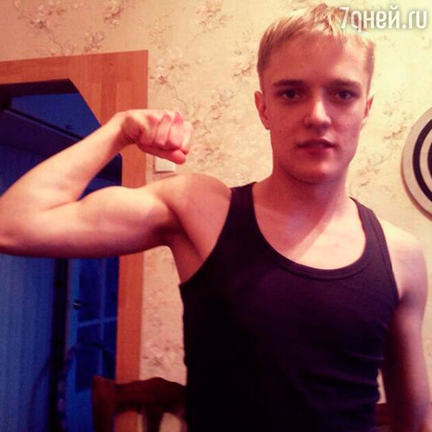 Сергей Зверев младший