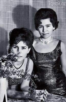Я с сестрой Розой