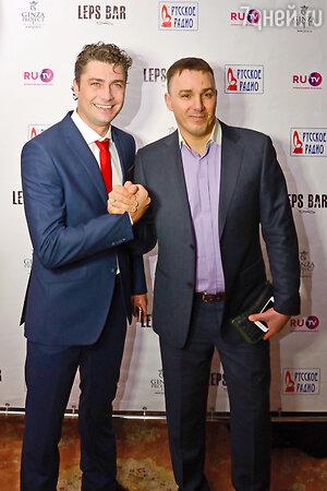 Дмитрий Оленин и Кирилл Андреев