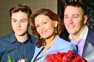 Кириллу Андрееву на 44-летие подарили «спортивный» торт