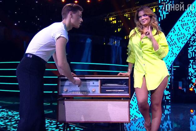 Катя Жаркова и Виталий Сурма — «Танцы со звездами-2015»